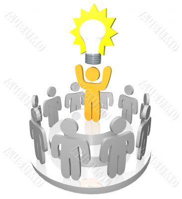 Presenting the Big Idea