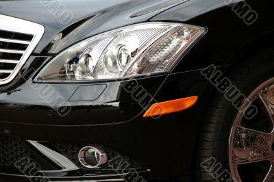 Automobile optics