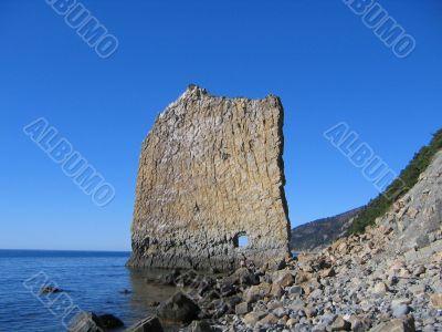 interesting cliff