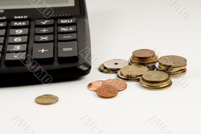 calculator key money