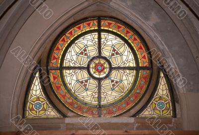 Peterskirche Window