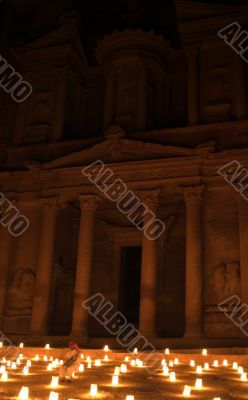 Night Petra show - amazing attraction
