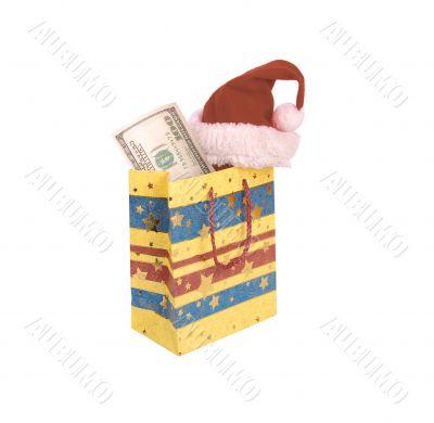 Christmas money gift
