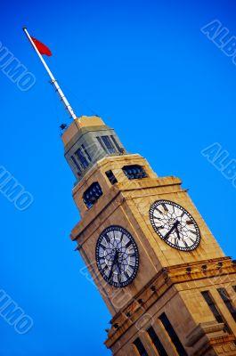 shanghai clock tower