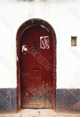 shanghai old door
