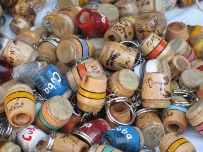 keychains souvenirs