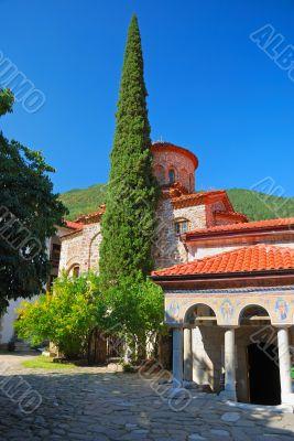 monastery are in Bachkovo