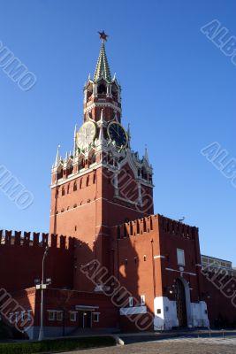 Entrance of Kremlin