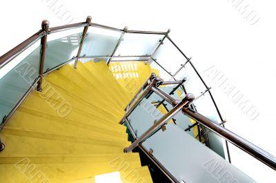 service spiral stair