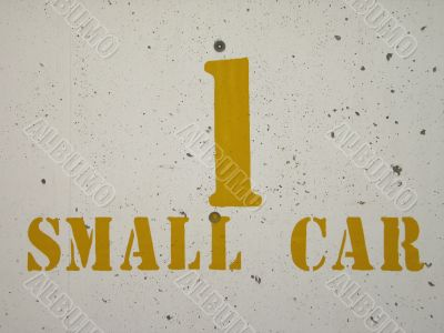 small car spot 1