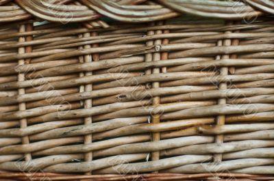 Binding. Wood background