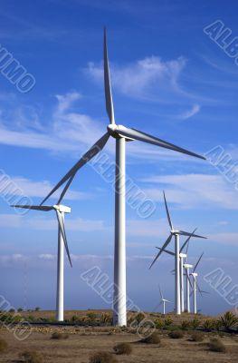 Eolic - wind turbine