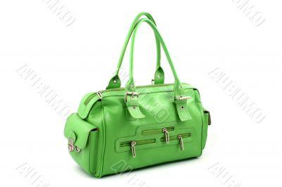 Handbag with pockets