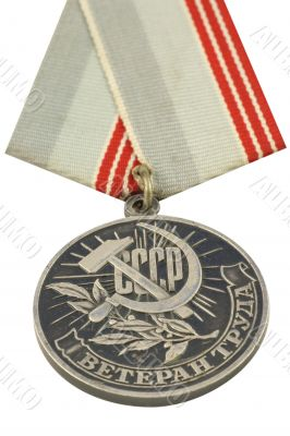 USSR Medal of Labour