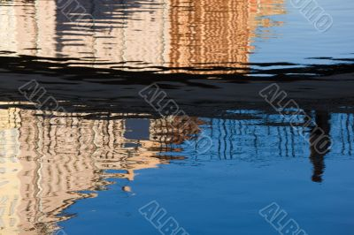 Reflection and distortion
