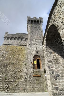Piancastagnaio (Siena) - Castle