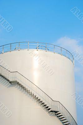 Industrial Reservoir