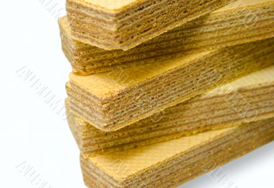 stack of wafers