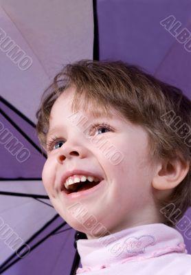 Children`s laughter