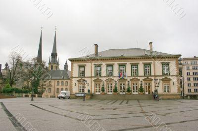 Ville du Luxembourg