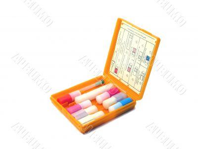 Individual medicine chest