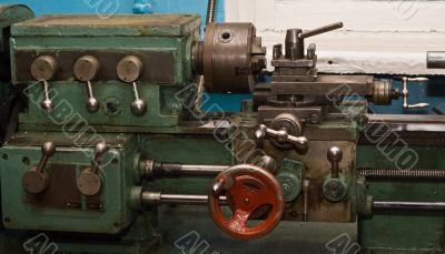 working machine-tool
