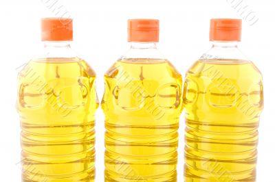 corn oil close up