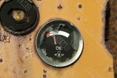 oil gauge