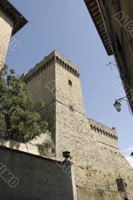 Piancastagnaio (Siena) - The castle