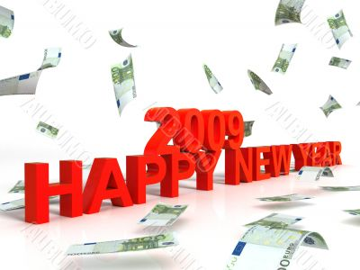 new year wishes for two thousand nine