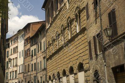 Siena - Ancient buildings
