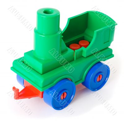 Toy engine