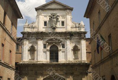 Siena - Ancient church