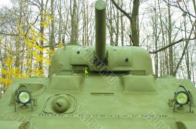 The M4A4 Sherman Medium Tank.