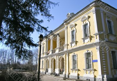 Russian manor near Moscow