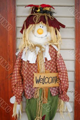 Scarecrows Welcome