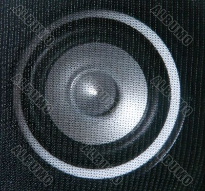 loudspeaker of a hi-fi chain