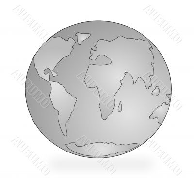 Stylized Earth