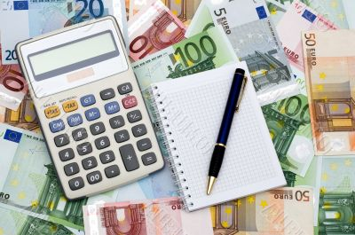Calculation of the finance