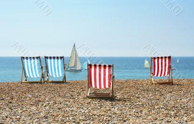 Brighton sunchairs