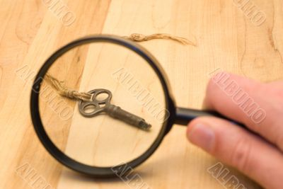 Mysterious Key