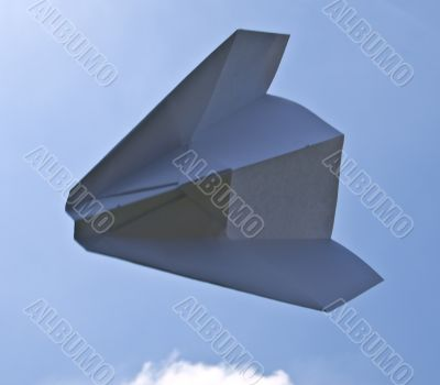 Paper plane 3