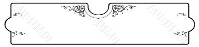 Decoration. Abstract. Ornate. Vector illustration