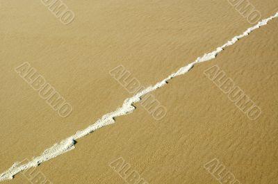 Demarcation line
