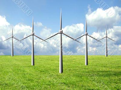 windmill famr