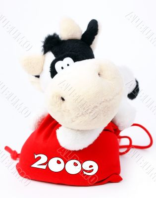 Cow On A Bag 2009