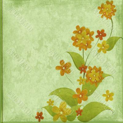 floral congratulation