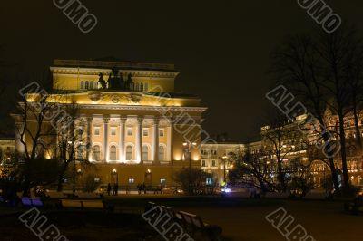 Alexandrinka (Russian Drama Theatre)