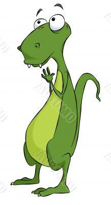Hopeful Dinosaur
