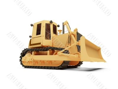Earth moving machine